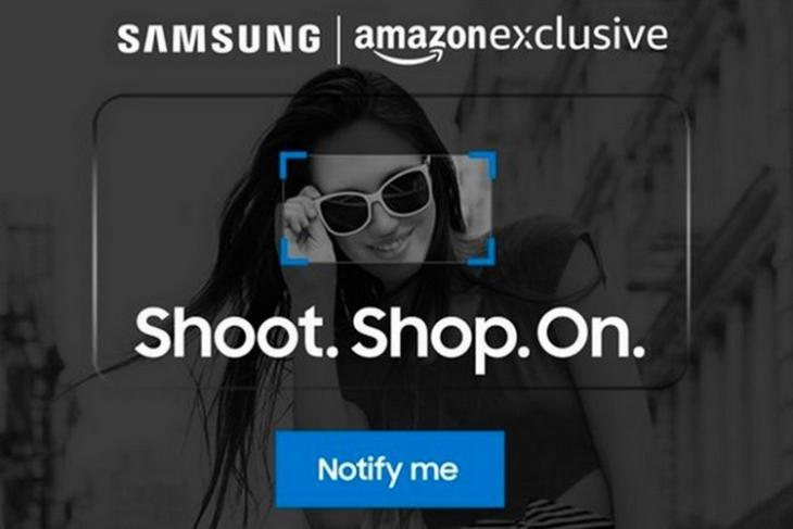 Samsung Teasing the Launch of a New Amazon-exclusive Galaxy Smartphone