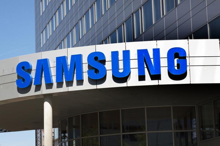 Samsung logo Shutterstock KK
