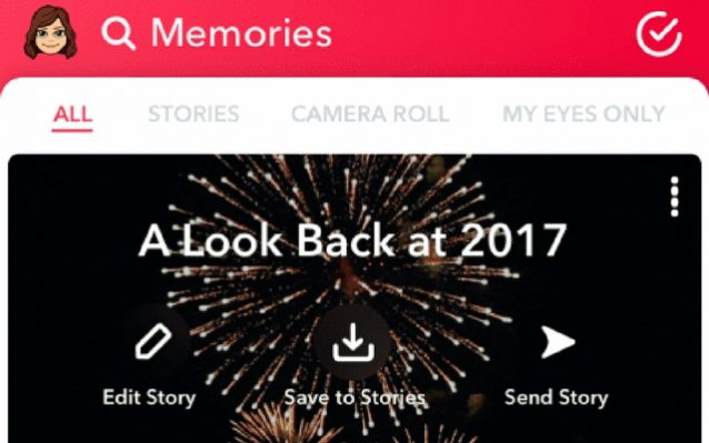 Snapchat Working on 'Stories Everywhere' to Share Content with Websites, Other Apps
