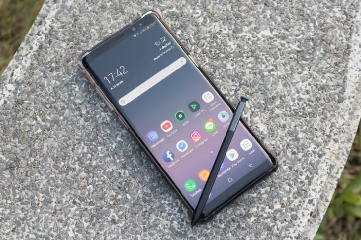 Some Samsung Galaxy Note 8 Units are Dying After Depleting Completely