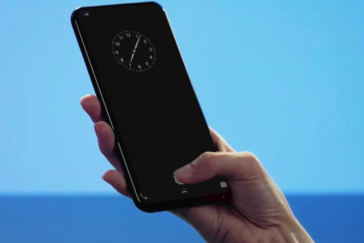 Vivo to Be The First Company to Ship Smartphone With Under The Display Fingerprint Sensor