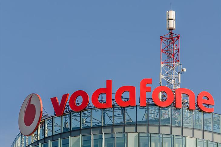 Vodafone Stock