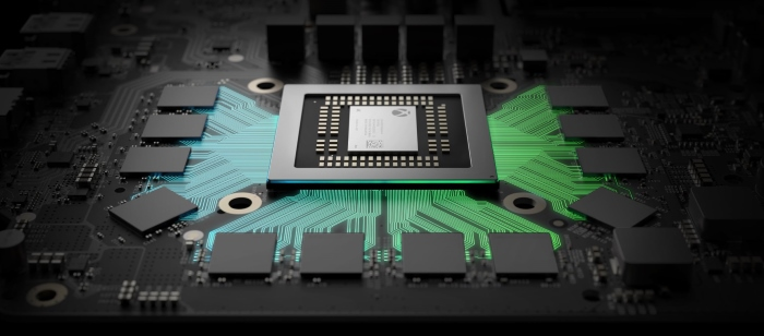 Xbox One X Scorpio Engine