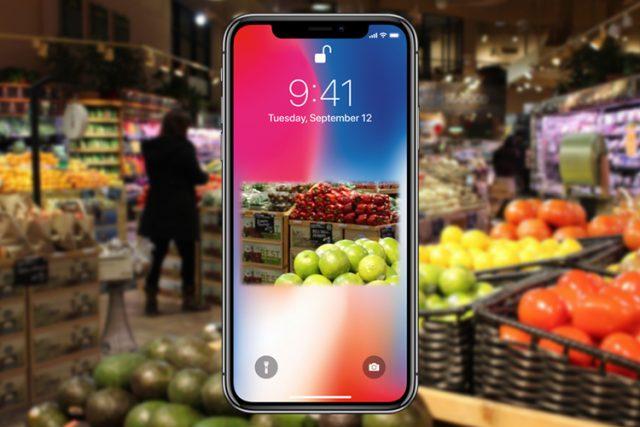 iphone AR windows patent