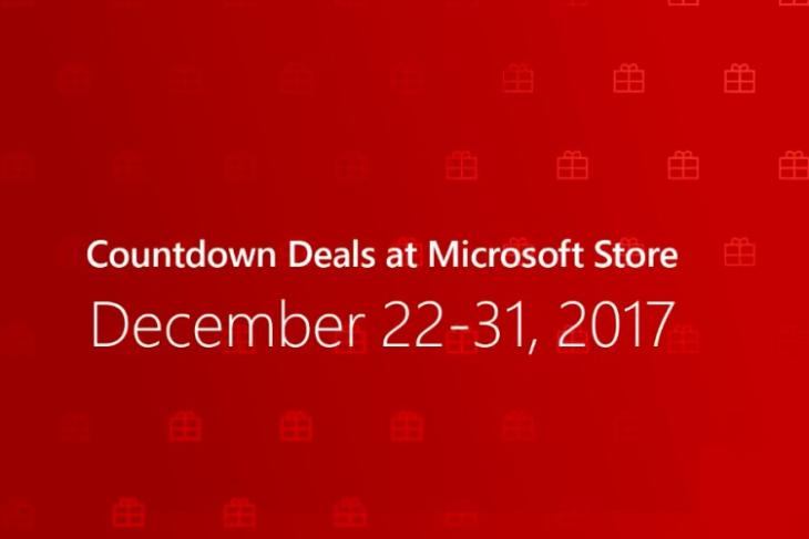 Microsoft's Year-End Windows Store Sale: All The Deals And Discounts