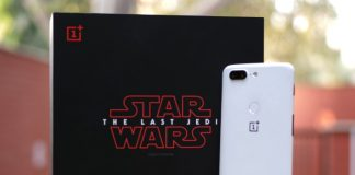 OnePlus 5T 'Star Wars Edition' Launched Exclusively in India for ₹38,999