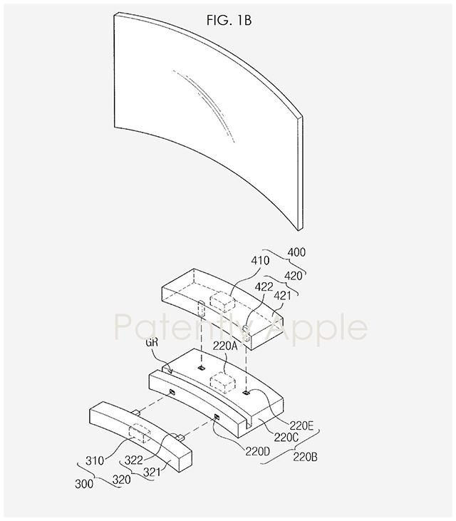 Samsung Patents Modular TV Technology