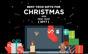 Best Tech Gifts for Christmas and New Year (2017)