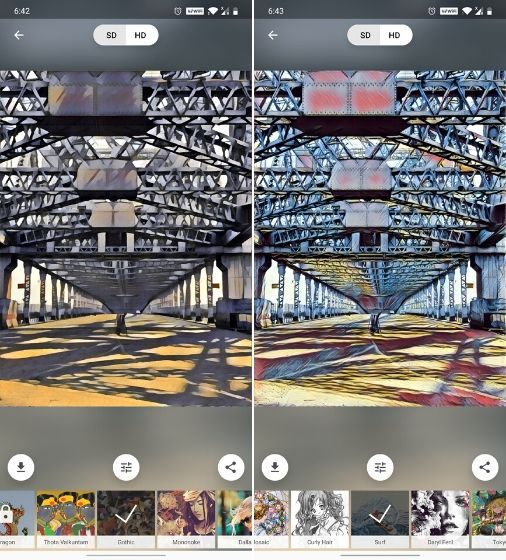 14. Prisma - Best Photo Editing Apps For Android