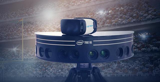Intel True VR Will Bring Live Virtual Reality Broadcast of the 2018 Winter Olympics
