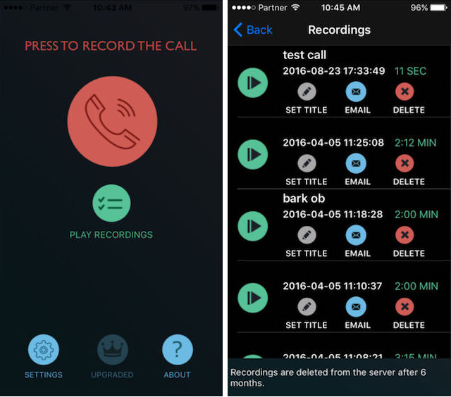 10 Best Call Recorder Apps for iPhone (2018) | Beebom