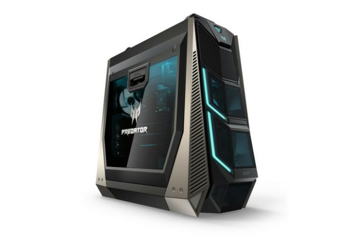 Acer Announces Predator Orion 9000 Gaming PC with 18-core Intel Core i9 Processor & Dual GTX 1080Ti