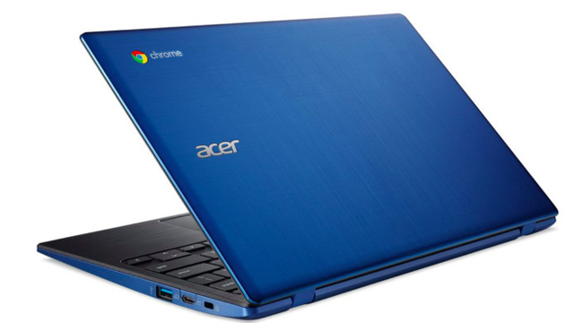 Acer's new Chromebook 11 features USB-C charging