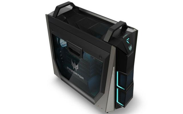 Acer Predator Orion 9000 Gaming Desktop Brings 18-Core Intel Core i9 CPU,  Dual GTX 1080Ti