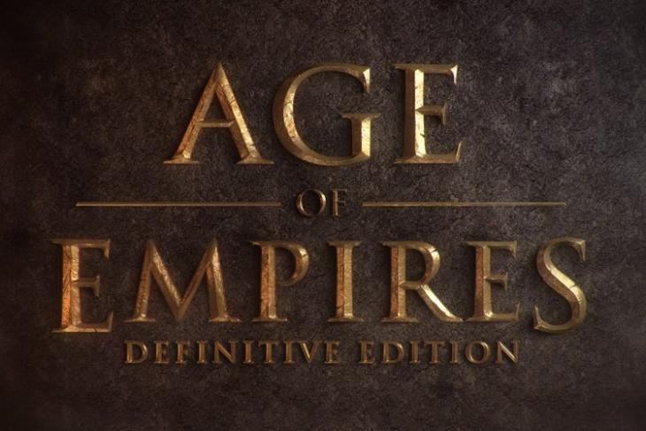Age of Empires Definitive Edition Featured