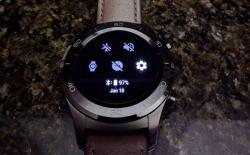 Android Wear AMOLED All Black New Theme Featured