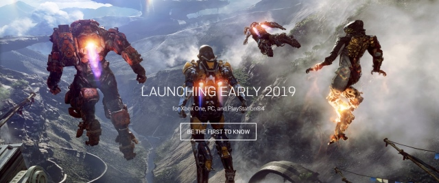 Anthem Early 2019