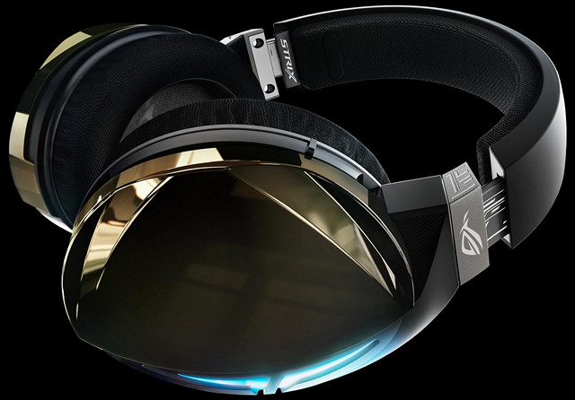 Asus Launches ROG Strix Fusion 500 7.1 Channel Gaming Headset