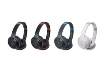 Audio-Technica Released 5 New Wireless Bluetooth Headphones at CES