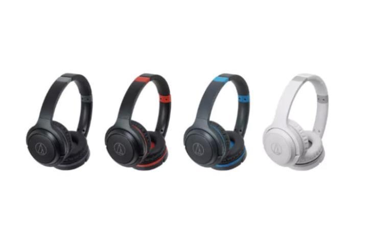 Audio-Technica Released 5 New Wireless Bluetooth Headphones at CES