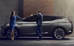 BYTON Unveils Smart Electric Concept Car at CES 2018 (1)
