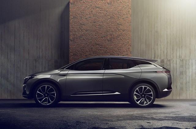 Byton Unveils Smart Electric Concept Car at CES 2018