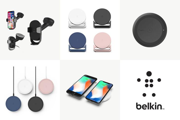Belkin Chargers featured