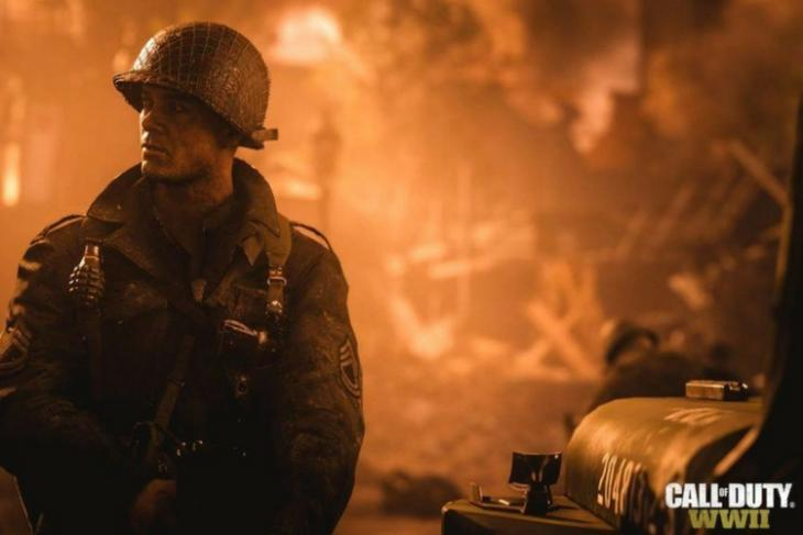 Call of Duty WWII Hits Major Milestone with 12 Million Online Players on PS4