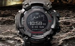 Casio at CES 2018 GPS Watches, Tough Action Cameras, 2.5D Printer and More (1)