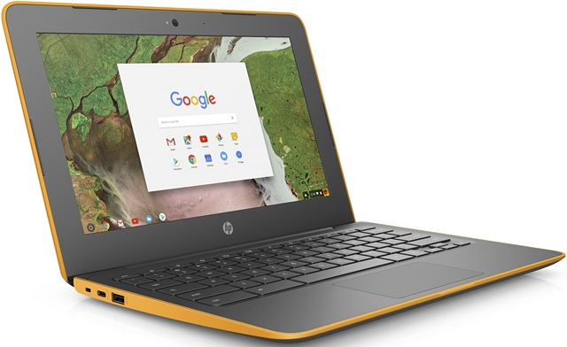 Ahead of CES 2018, HP Unveils Chromebook 11 G6 and Chromebook 14 G5