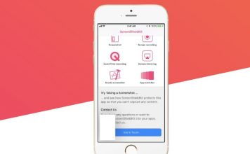 Confide Unveils iOS Screenshot-Prevention SDK ScreenShield