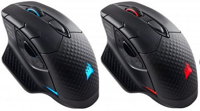Corsair Unveils K63 Wireless Mechanical Keyboard, Dark Core RGB Mouse and More