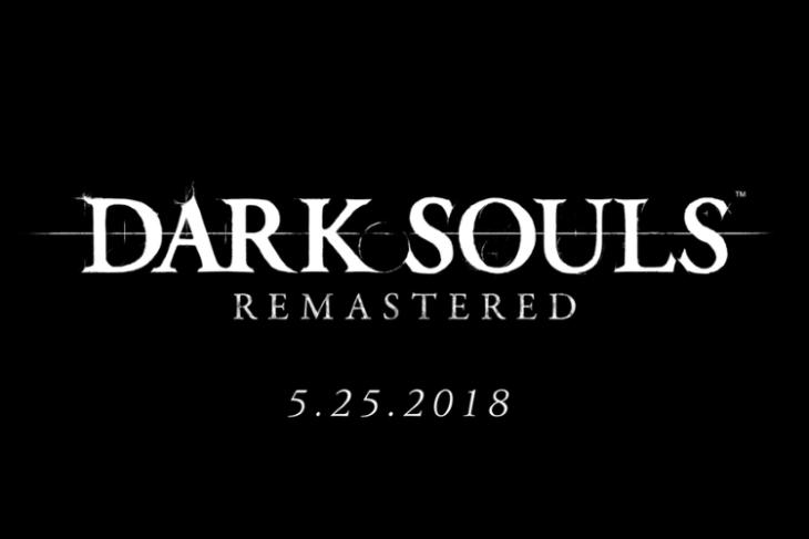 Dark Souls Remastered Featured