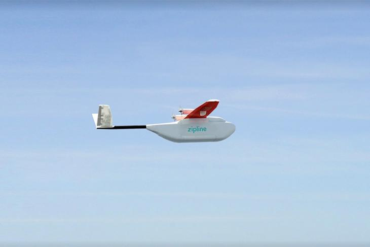 Drone Powered Blood Deliveries are Saving Millions in East Africa
