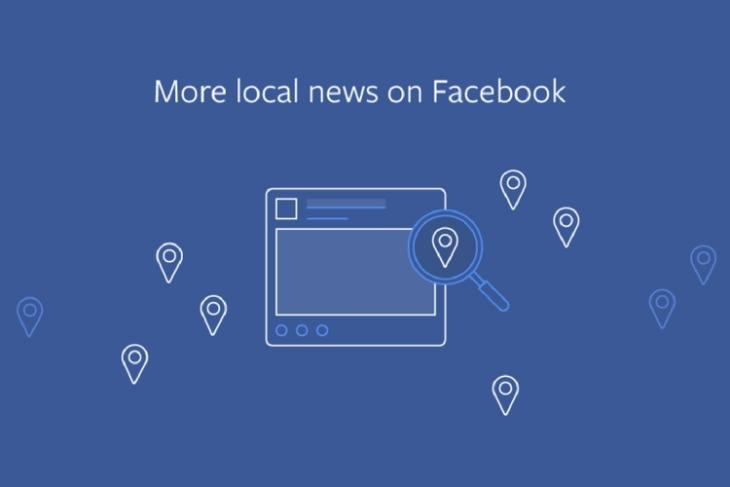 Facebook Local News