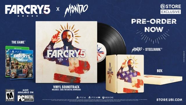 Far Cry 5 Limited Edition