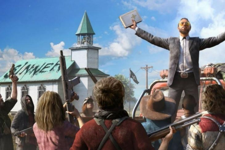 Far Cry 5 Producer Says the Testicle Hunting Mission Is a Part of Game's Versatile Nature
