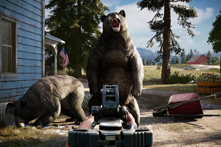 Far Cry 5 website