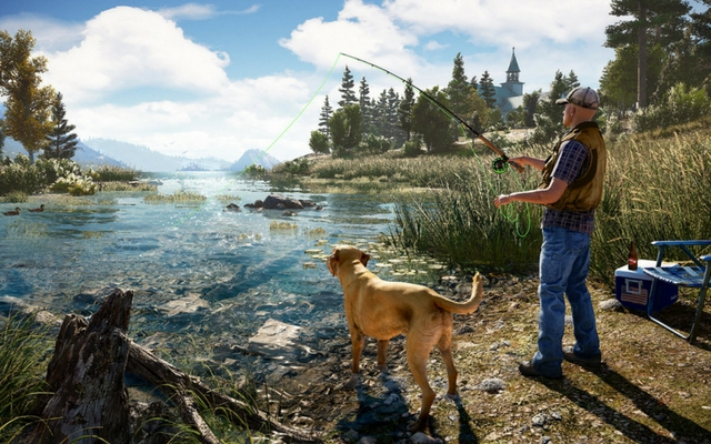 'Testicle Hunting' Part of the Game's Charm, Says Far Cry 5 Producer