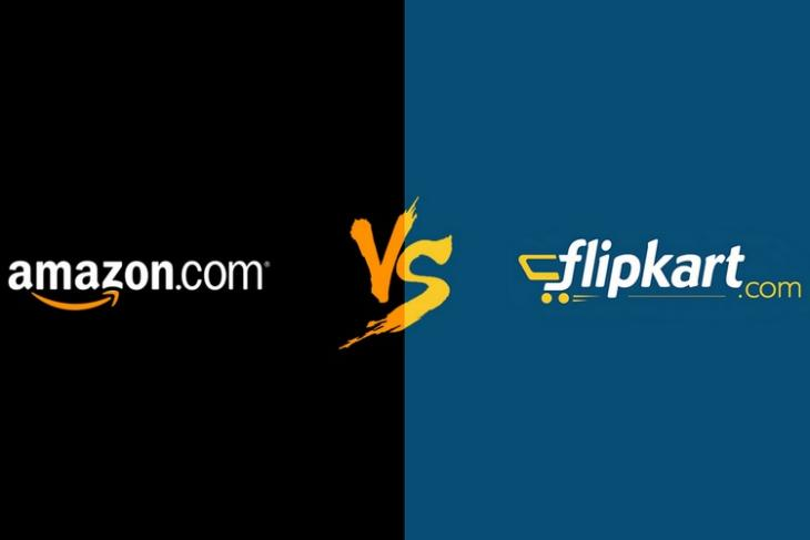 Flipkart Dominates Amazon Despite the Latter's Huge Cash Burn Flipkart CEO