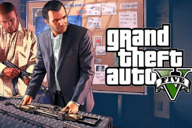 GTA 5 Becomes Highest-Grossing Entertainment Product with