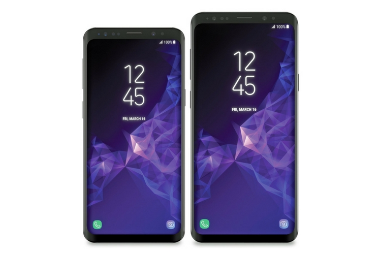 The launch of the Galaxy S9 is still some distance away, but you can already have at least one of the wallpapers from the upcoming Samsung flagship on your ...