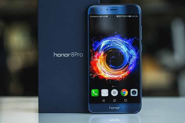 Honor 8 Pro Starts Receiving Android Oreo-Based EMUI 8 0