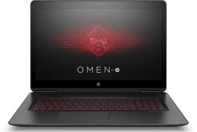HP Omen 17-w250TX