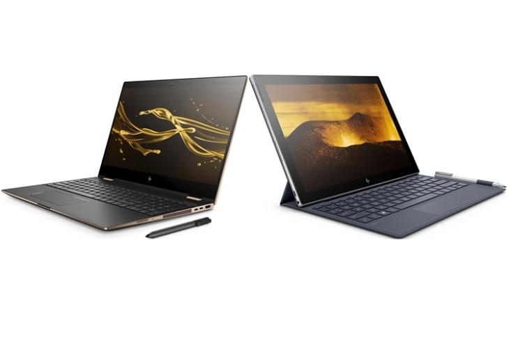 HP at CES 2018 Spectre 15 X30 and Intel-powered Envy x2 Hybrid Announced (1)