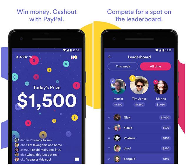 Superhit Game HQ Trivia Gets Special UK Version