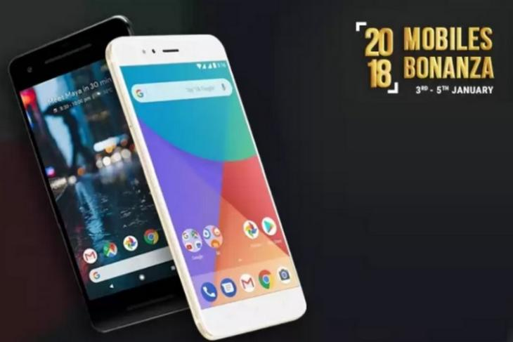 Here are the Smartphone Deals You Can Score in Flipkart's Ongoing Mobiles Bonanza Sale