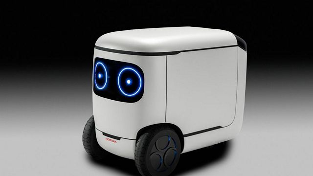 Honda at CES 2018: Robots with 'Empathy', Multipurpose Battery Packs and More
