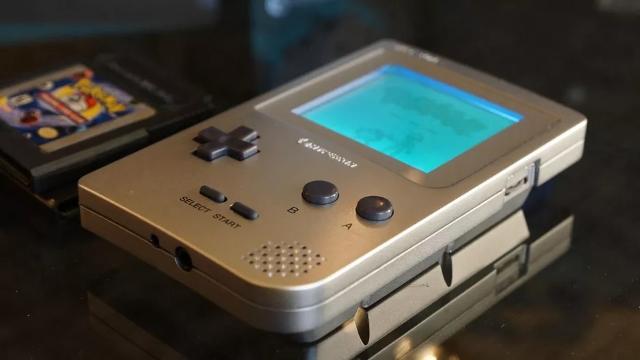 Hyperkin Ultra Game Boy