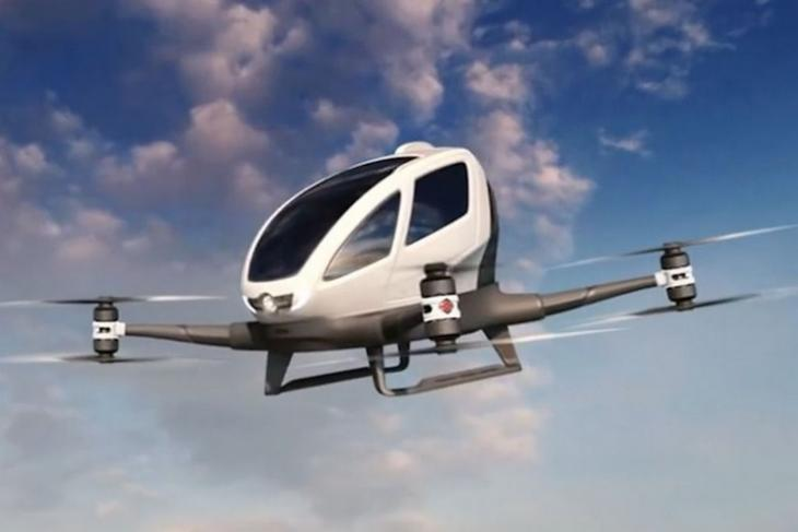 IITians Tasked with Developing Passenger Drones to Solve India's Traffic Congestion Woes